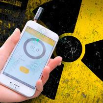 Contador Geiger, Medidor Radioactividad Para Smartphone