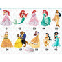 Aplique / Recorte Princesas Disney 5 Cm ( 10 Unidades)