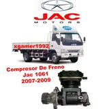 Compresor De Aire Frenos Camión Jac 1061 2007 - 2009 4db1