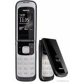 Nokia 2720 Seminovo Abre Fecha Rádio Câmera 1.3 Só Vivo