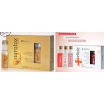 Minas Flor Combo Ourotox + Clinic Hair Uti - Botox Recuperar
