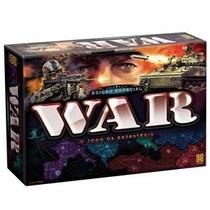 Jogo War Grow Edição Especial