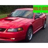 Mustang Ford Toma De Aire Cofre 99-04 Rejilla Incluida