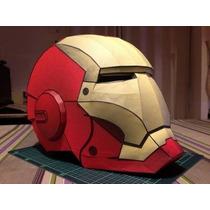Casco Iron Man Armable
