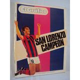 El Grafico Especial - San Lorenzo Campeon De La B 1982