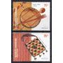 Argentina 2003 Gj 3267/68** Mint Mercosur Artesanía Indígena