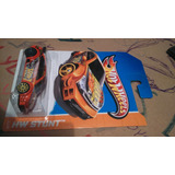 Hot Wheels Ford Focus 2008 Naranja Hw Stunt Lyly Toys