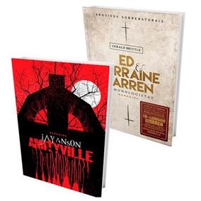 Amityville Darkside Jan Anson + Ed & Lorraine Warren Livros