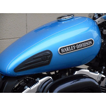 Protector De Tanque Harley Softail Dyna Sportster Touring