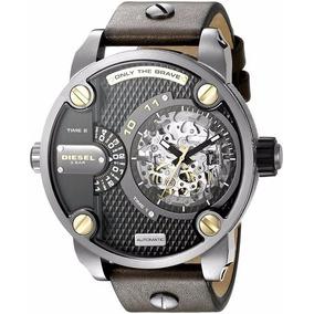 aa7d35f3982d relojes diesel hombre dorado