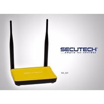 Router Secutech Modelo Ris-22