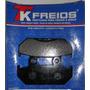 Kit Completo Pastilhas De Freio Suzuki Burgman 400 Ano 09-14