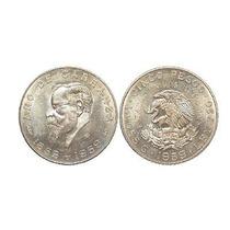 Moneda Plata Año De Carranza 1959