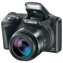Canon Sx420 Is 20mp Hd Wifi Zoom42x + Bolso + 32 Gb Clase 10