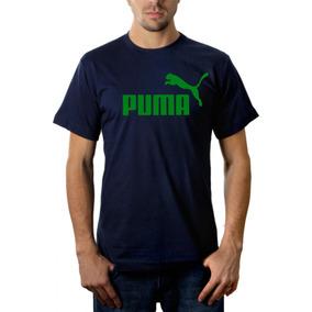 Camiseta - Puma - Personalizada - 100%algodão - T-shirt