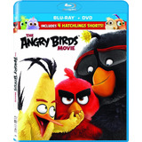Blu-ray + Dvd The Angry Birds Movie