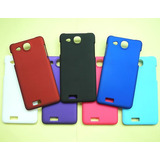 Alcatel One Touch Idol Ultra 6033 De Iusacell Funda