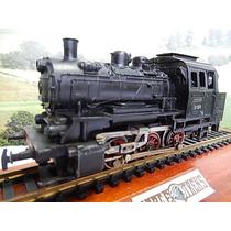 Escala Ho Locomotiva Vaporeira 0-6-0 Na Caixa Jorgetrens