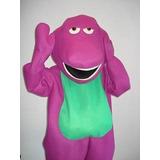 Disfraz Cabezón Barney- Pepe -bestia-mickey-minnie-pooh !!