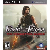Ps3 Prince Of Persia: Forgotten Sands [usado]