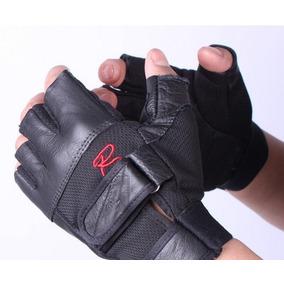 Luva Motociclista Blackout C/ Proteção
