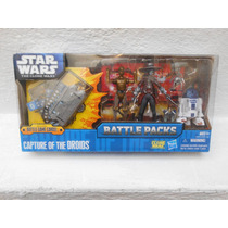 Star Wars The Clone Wars Battle Packs Capture Of The Droids