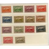 New Guinea - 1939 C46-c59 Rrr Set .nuevas- Mayoria Og-
