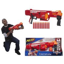 Lançador Nerf N Strike Mega Rotofury Tambor Giratório
