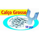 Calço Cambagem Grosso (3 Mm) Opala / Uno Tipo Y 50 Pçs