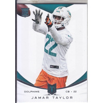 2013 Momentum Base Thick Rookie Jamar Taylor Cb Dolphins