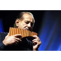 Pistas Para Flauta De Pan Original Zanfir Pastor Solitario