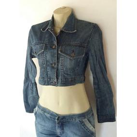 Jaquetinha Jeans Da Zuken P - Linda !!!