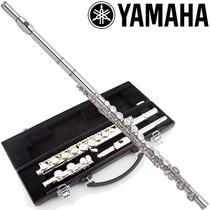 Flauta Transversal Soprano C + Estojo Yfl221 Yamaha