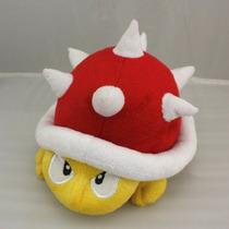Super Mario Brother Espinosa Spinies Rojo Tortuga Hedgehog