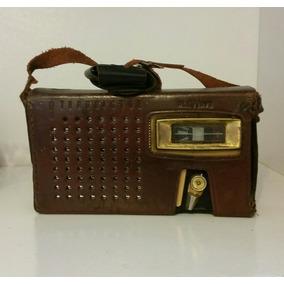 Antigua Radio Transistor Sanyo Japonesa A Reparar