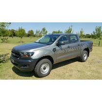 Nueva Ford Ranger Xl 2.2 Linea 2016 0km 4x2 0km Russoniello