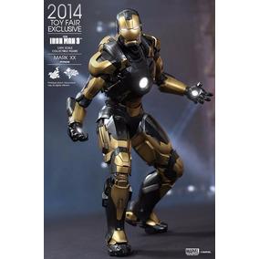 Mark 20 Mark Xx Python Ironman Homem De Ferro 3 Hot Toys