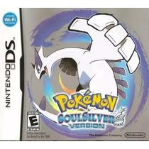 Pokemon Soul Silver Version -ds / Dsi / 3ds / Barato