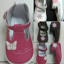 Zapatos Ortopédicos Para Niñas Bebès Nuevos
