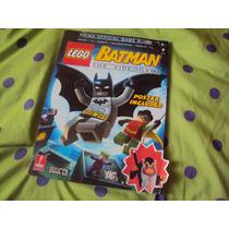 Lego Batman Official Guide (guia Oficial)