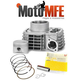 Kit Motor Cilindro Metal Leve Titan150,bros150 K9171+brinde!