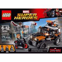 Lego Super Heroes 76050 179 Piezas