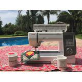 Janome Memory Craft 8900 Modelo 2016 4 Cuotas S/interes