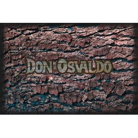 Nuevo Cd Don Osvaldo - Casi Justicia Social -