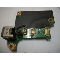 Placa De Rede Conector De Notebook Positivo Premium D237s