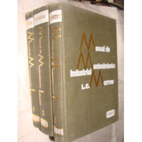 Libro Mantenimiento Industrial L.c. Morrow , Año 1974 , Tom