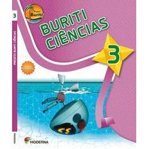 Livro Ciências 3 Projeto Buriti