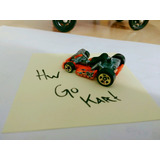 Go Kart - Hot Wheels