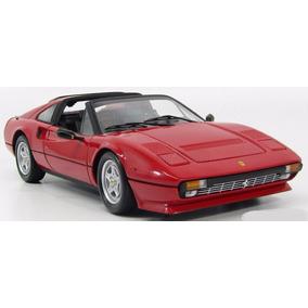 Miniatura Ferrari 308 Gts Qv Magnum Vermelha Kyosho 1/18