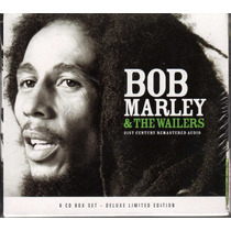 Box Bob Marley & The Wailers - 6 Cds - Digipack